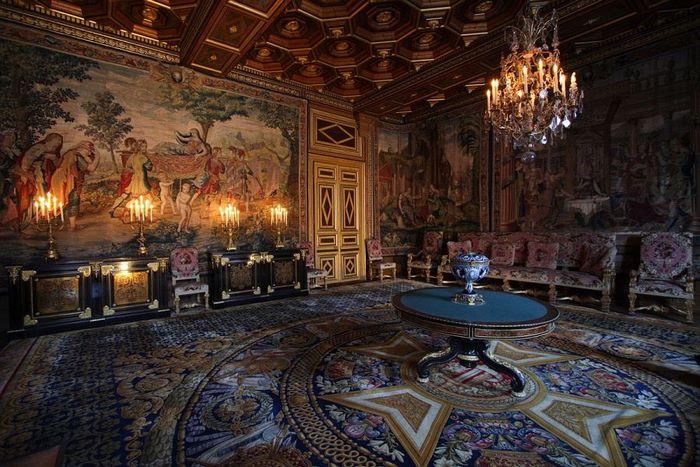 Fontainebleau Schloss Und Park Besuch